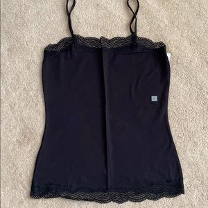 Ann Taylor factory lace cami